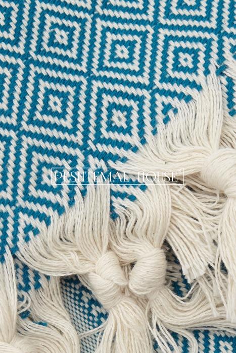 Diamond Full Pattern Blanket L